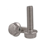 High Quality Stainless Steel M7 Hex Flange Bolt