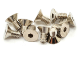Hex Flat Head Screw