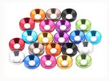 High Quality Flat Washer Color Anodized Aluminum Washer